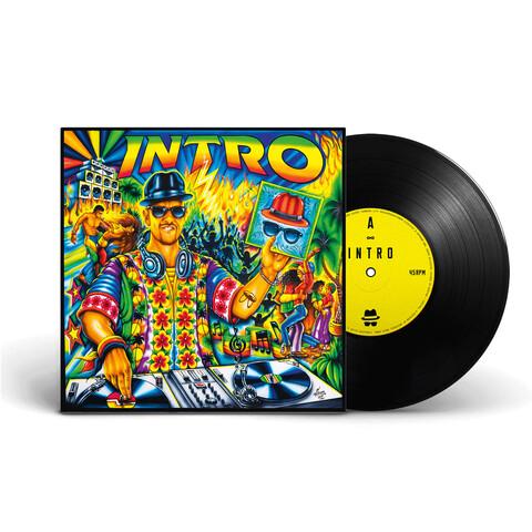 √Intro (ltd. 7inch Vinyl) von Jan Delay -  jetzt im Jan Delay Shop