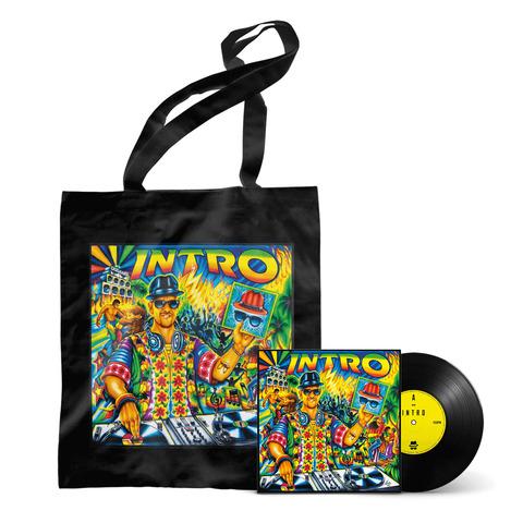 √Intro (ltd. 7inch Vinyl + Recordbag) von Jan Delay -  jetzt im Jan Delay Shop