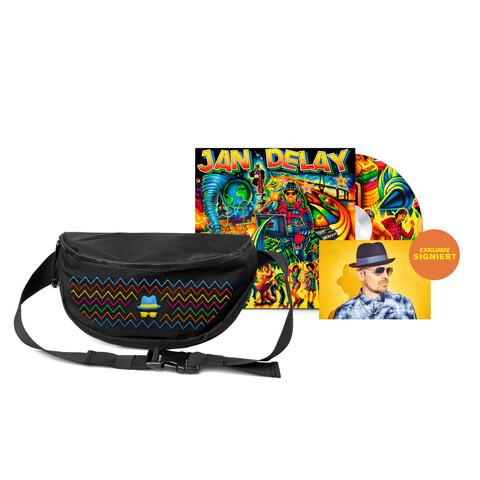 √Earth, Wind & Feiern (Ltd. CD + Bauchtasche) von Jan Delay -  jetzt im Jan Delay Shop