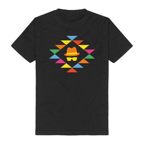 √Rauten & Logo von Jan Delay - t-shirt jetzt im Jan Delay Shop