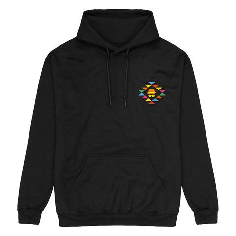 √Rauten & Logo von Jan Delay - Hoodie jetzt im Jan Delay Shop