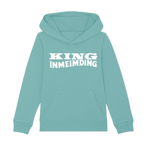 King In Meim Ding by Jan Delay - Hood sweater - shop now at Jan Delay store